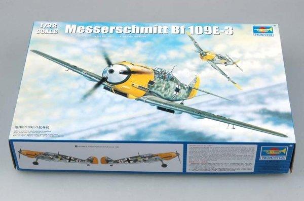 Trumpeter 02288 Messerschmitt Bf-109 E-3 (1:32)