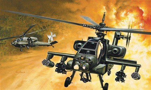 Italeri 0159 AH-64 APACHE (1:72)