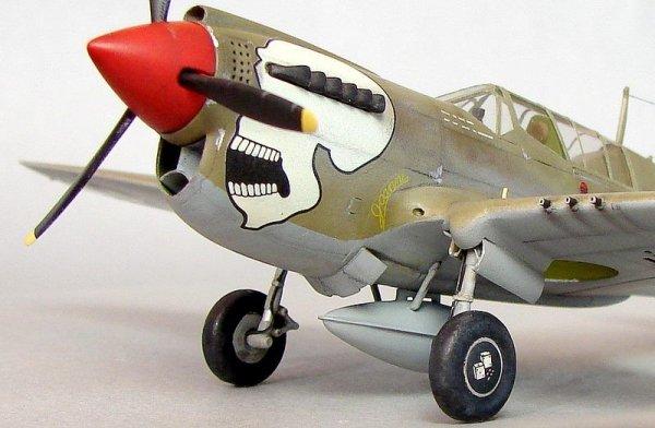 Hasegawa A9 P-40N Warhawk (1:72)