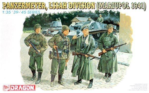 Dragon 6116 Panzermayers (Mariupol 1941) (1:35)