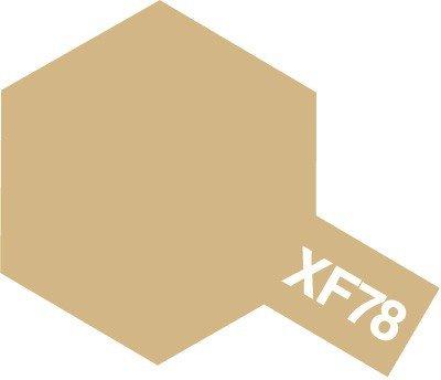 Tamiya XF78 Wooden Deck Tan (81778) Acrylic paint 10ml