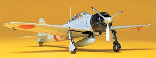 Tamiya 61016 A6M2 Type 21 Zero Fighter (ZEKE) (1:48)