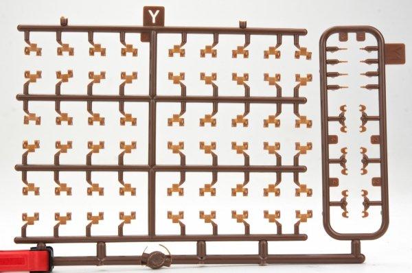 Rye Field Model 5027 TIGER I TRANSPORT MODE WORKABLE TRACK LINKS 1/35