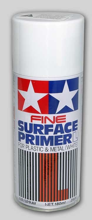 Tamiya 87044 Fine Surface Primer L White