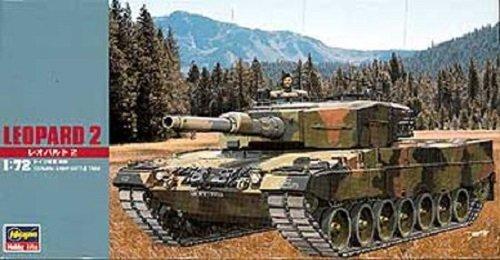 Hasegawa MT34 Leopard II (1:72)