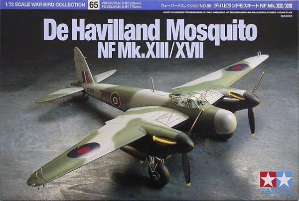 Tamiya 60765 Mosquito NF Mk.XIII/XVII 1/72