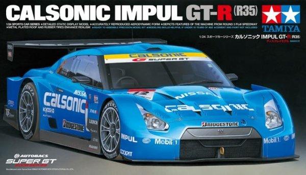 Tamiya 24312 Calsonic Impul GT-R (R-35) (1:24)