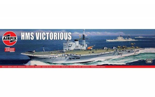 Airfix 04201V HMS Victorious 1/600