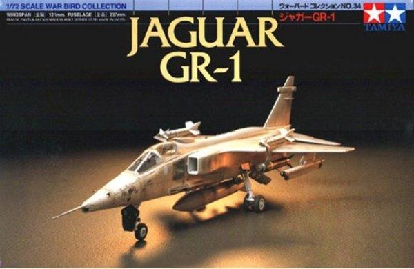 Tamiya 60734 Jaguar GR-1 (1:72)