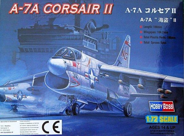 Hobby Boss 87201 A-7A CORSAIR II (1:72)