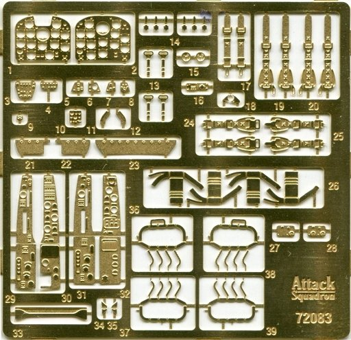 Arma Hobby 70011 TS-11 Iskra R Novax 1/72
