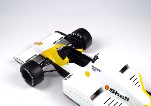 NuNu 20001 McLaren MP4/2C '86 Portuguese GP 1/20