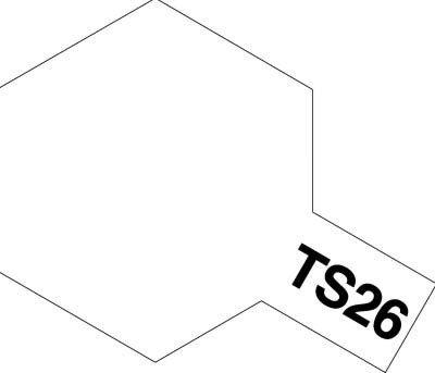 Tamiya TS26 Pure White (85026)