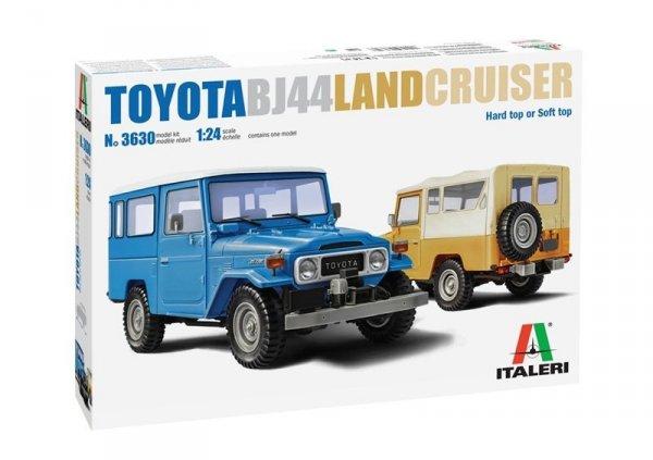 Italeri 3630 Toyota BJ44 Land Cruiser 1/24