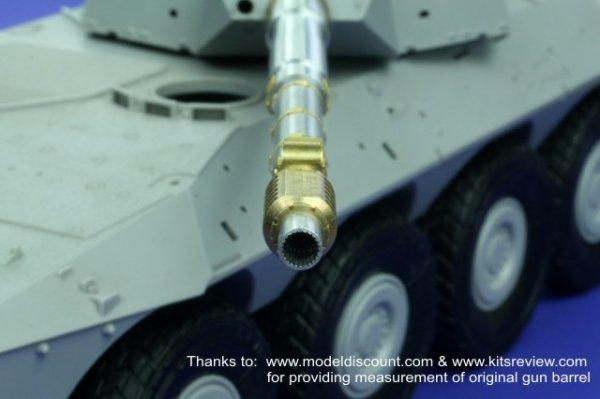 RB Model 1:35 105 mm L/52 Centauro (35B70)