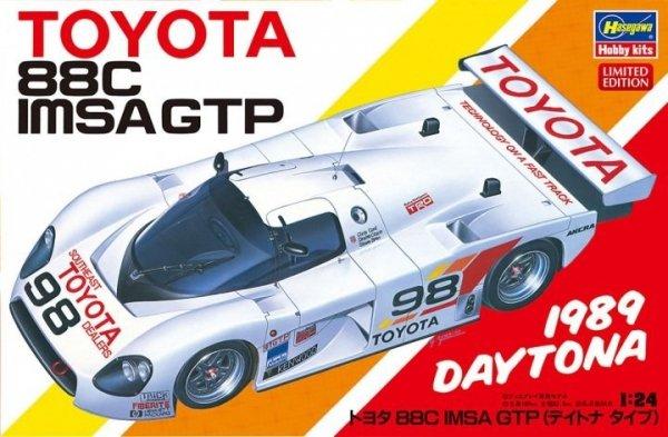 Hasegawa 20442 Toyota 88C IMSA GTP 1989 Daytona Type 1/24