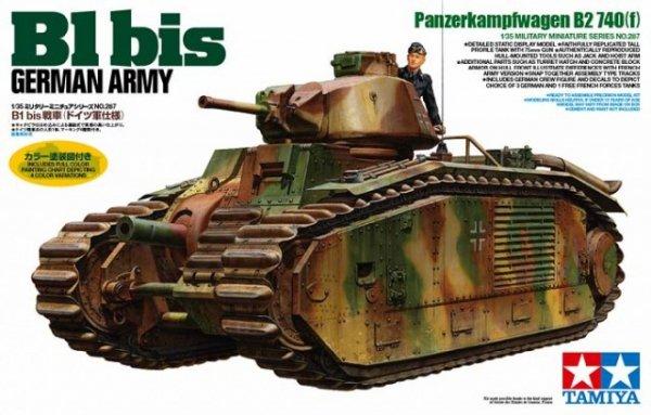 Tamiya 35287 B1 bis German Army (1:35)