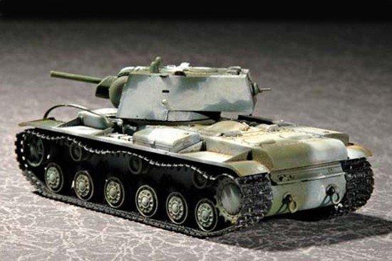 "Trumpeter 07232 Russia KV-1 M1941 ""KV Small Turret""TANK (1:72)"