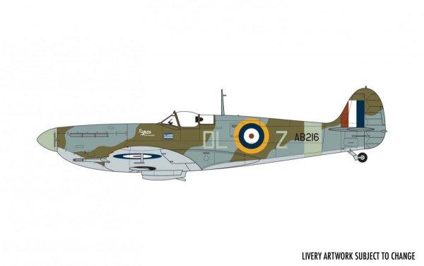 Airfix 55001 Supermarine Spitfire Mk.Vc - Gift Set 1/72