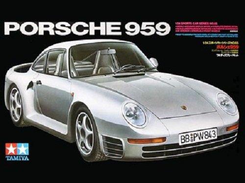 Tamiya 24065 Porsche 959 (1:24)