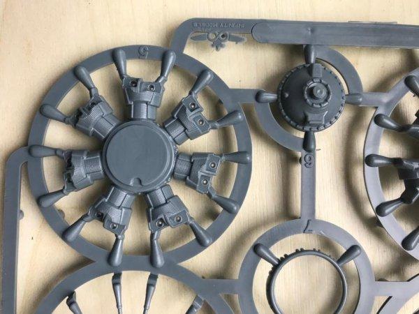 Infinity Models INF3201 SB2C-4 Helldiver 1/32