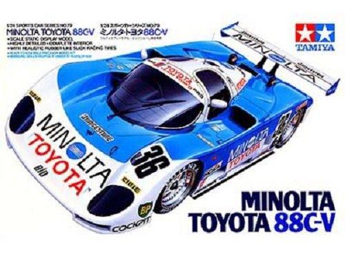 Tamiya 24079 Minolta Toyota 88C-V (C) (1:24)