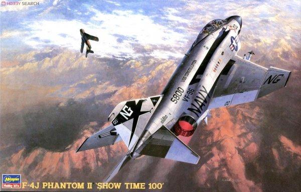 Hasegawa PT6 F-4J w/one piece canopy (1:48)