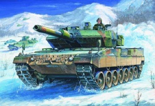 Hobby Boss 82402 German Leopard 2 A5/A6 tank (1:35)