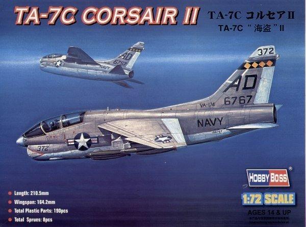 Hobby Boss 87209 TA-7C Corsair II (1:72)