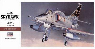 Hasegawa PT33 A-4M Skyhawk (1:48)