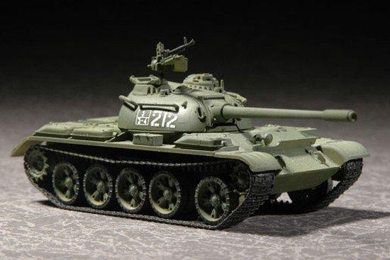 Trumpeter 07281 Russian T-54B Medium Tank (1:72)