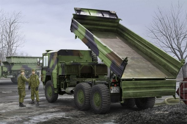 Hobby Boss 85520 LKW 7t dump truck