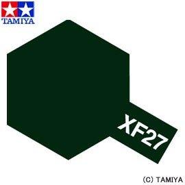Tamiya XF27 Black Green (81727) Acrylic paint 10ml