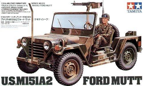 Tamiya 35123 US M-151 A21 Ford Mutt (1:35)