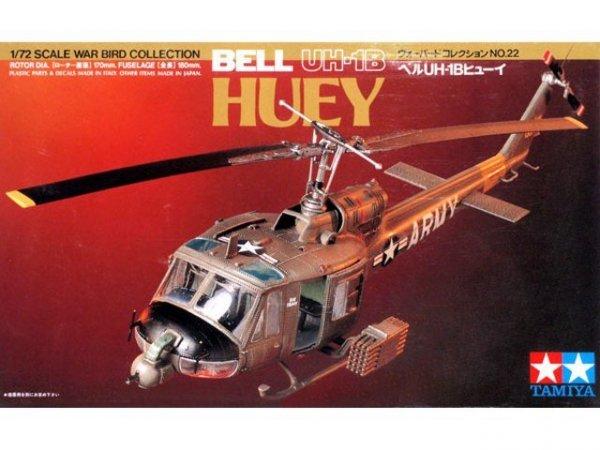Tamiya 60722 Bell UH-1B Huey (1:72)