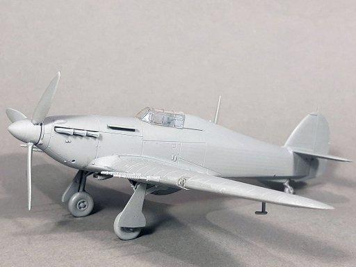 Arma Hobby 70035 Hawker Hurricane Mk IIc Expert Set 1/72