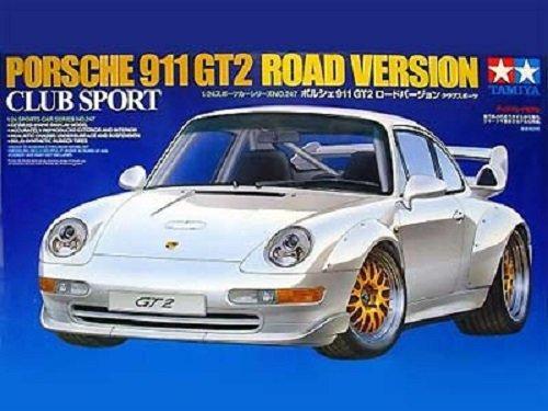 Tamiya 24247 Porsche 911 GT2 Road (1:24)
