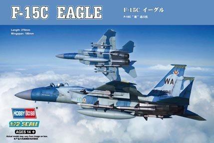 Hobby Boss 80270 F-15C Eagle Fighter (1:72)