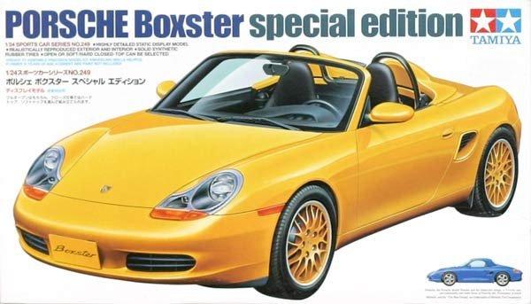 Tamiya 24249 Porsche Boxster special edition (1:24)