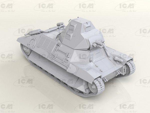 ICM 35336 FCM 36, WWII French Light Tank 1/35