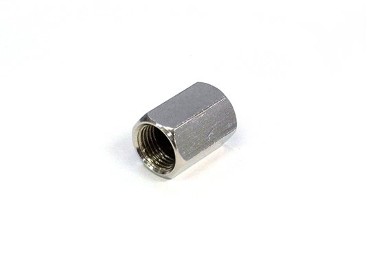 Tamiya 74558 Airbrush Connector Joint (Female, S/S)
