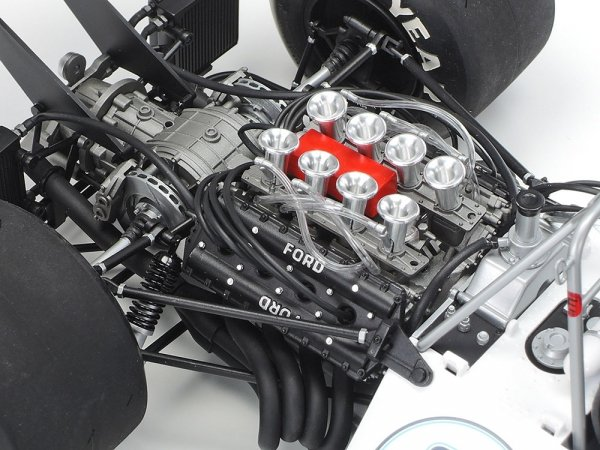 Tamiya 12042 Martini Brabham BT44B 1975 1/12