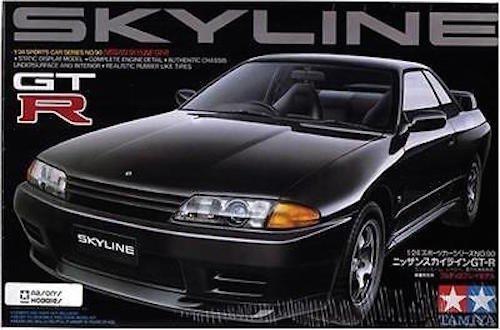 Tamiya 24090 Nissan Skyline GTR (1:24)