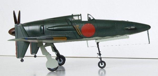 Hasegawa D20 Kyushu J7W1 Shinden (1:72)