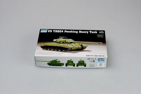 Trumpeter 07287 US T26E4 Pershing Heavy Tank (1:72)