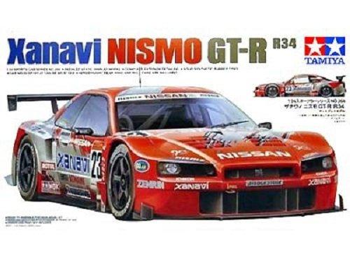 Tamiya 24268 Xanavi Nismo GT-R (R34) (1:24)