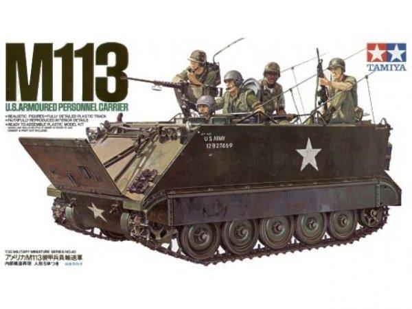 Tamiya 35040 U.S.M113 APC (1:35)