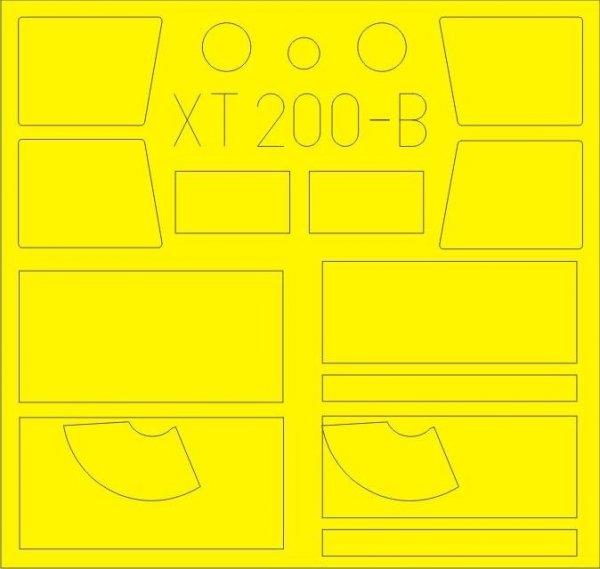 Eduard XT200 L3H163 1/35 ICM