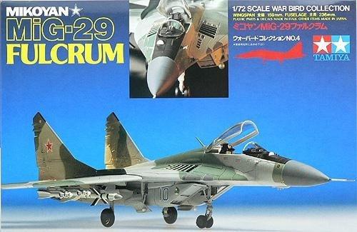 Tamiya 60704 MiG-29 Fulcrum 1/72