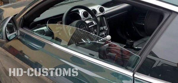 Moduły automatycznego domykania szyb i lusterek Mustang 2015-